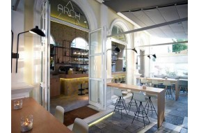 Arch Cafe Eaterie