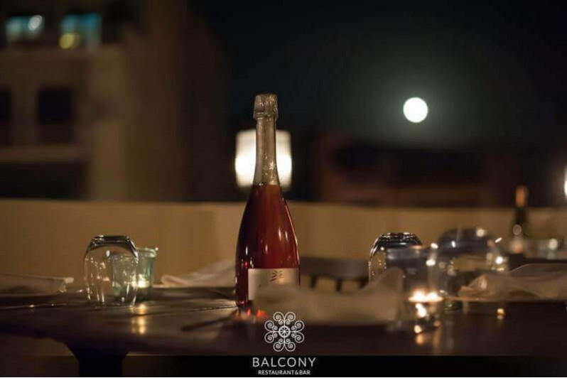 Balcony Restaurant & Bar
